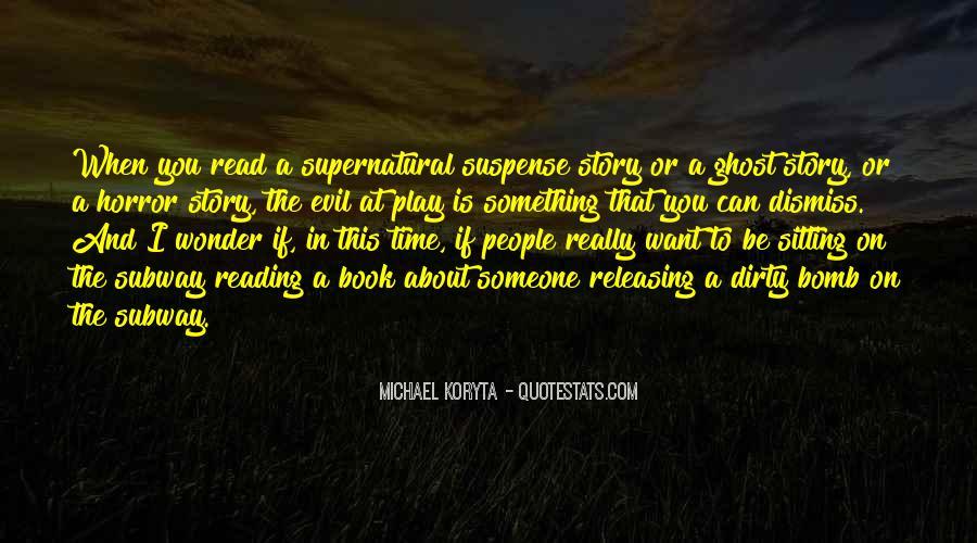 Michael Koryta Quotes #1398934