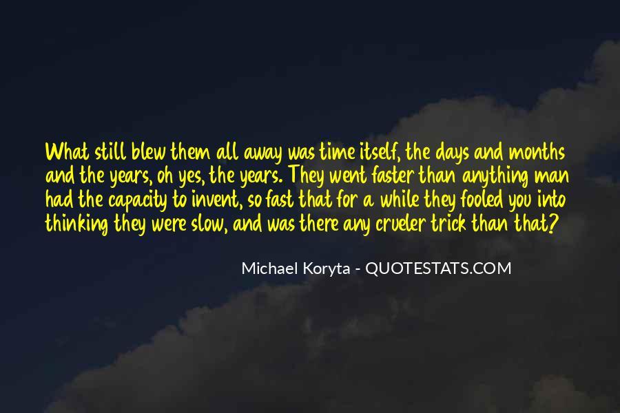 Michael Koryta Quotes #1465266