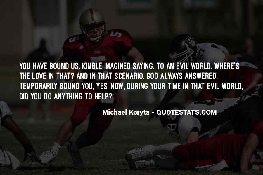 Michael Koryta Quotes #1687087