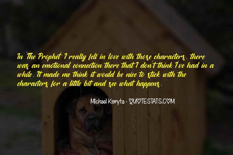 Michael Koryta Quotes #1735052