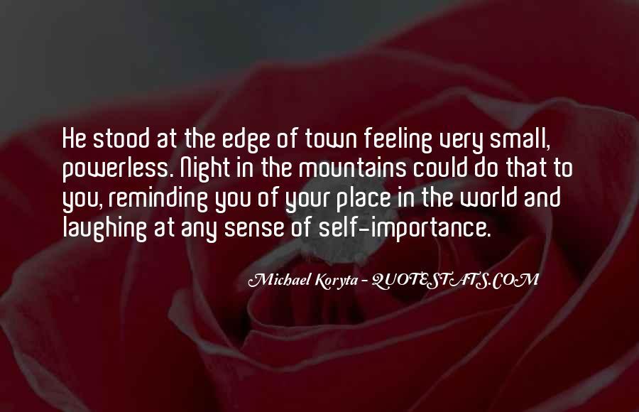 Michael Koryta Quotes #33697