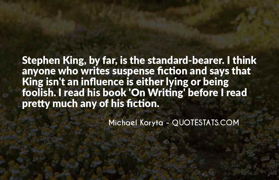 Michael Koryta Quotes #391923