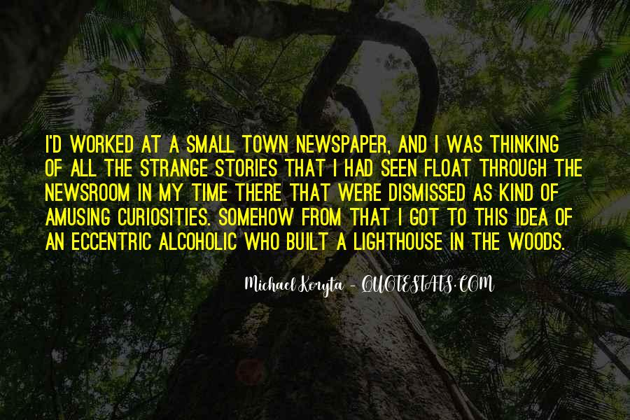 Michael Koryta Quotes #670656