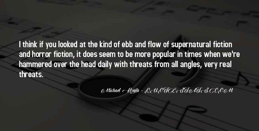 Michael Koryta Quotes #742291