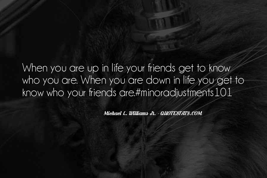 Michael L. Williams Jr. Quotes #348021