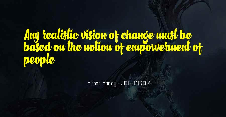 Michael Manley Quotes #1229647