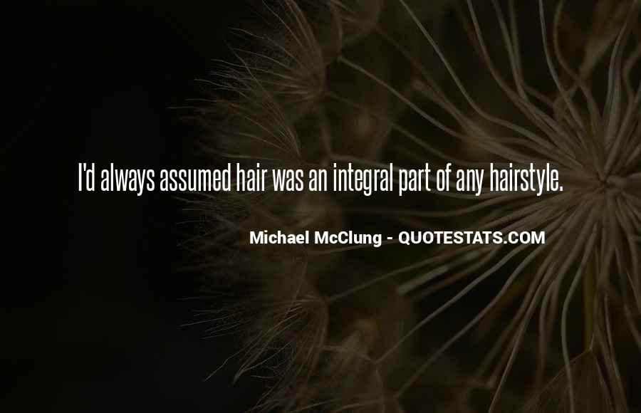 Michael McClung Quotes #1429866
