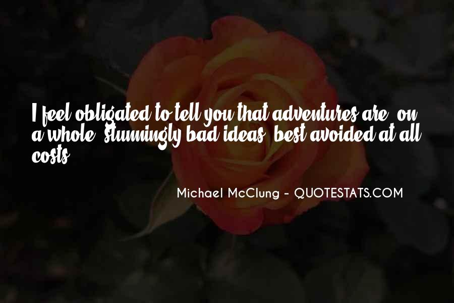 Michael McClung Quotes #1672026