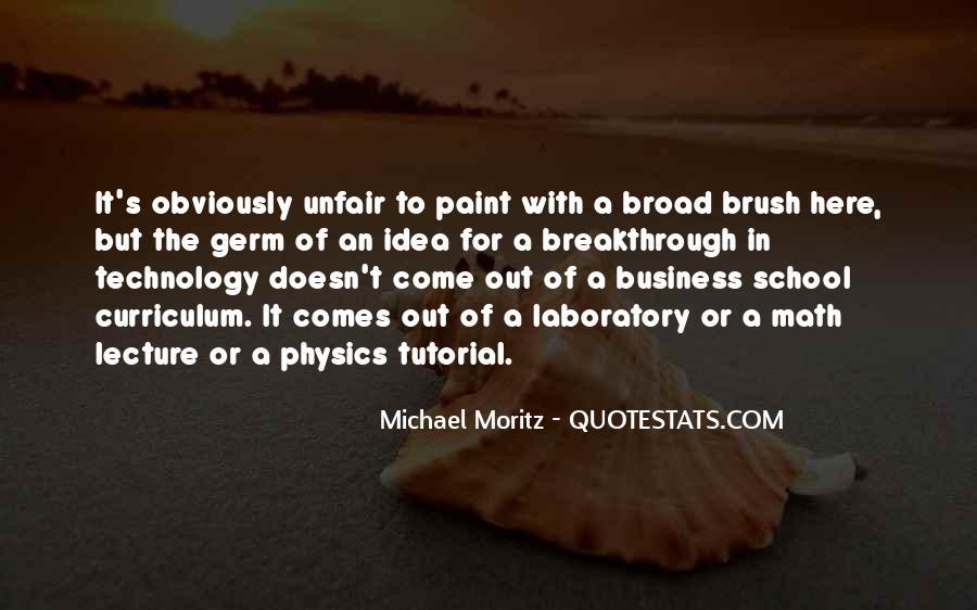 Michael Moritz Quotes #529005