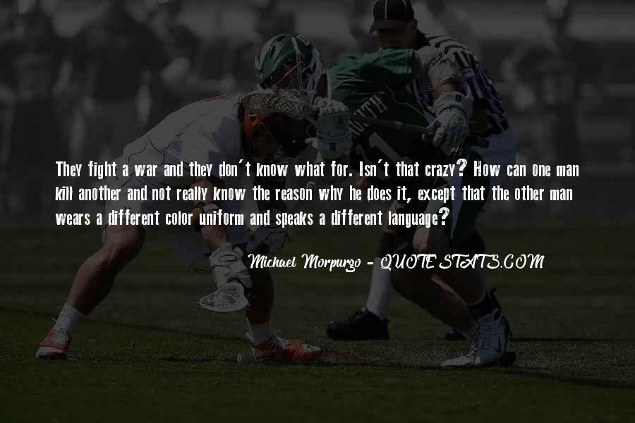 Michael Morpurgo Quotes #1008982