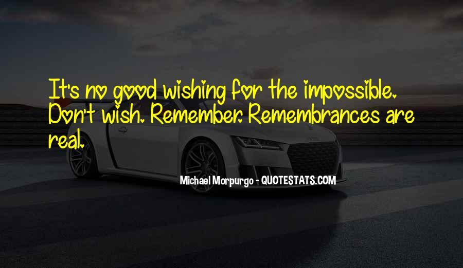 Michael Morpurgo Quotes #1123705