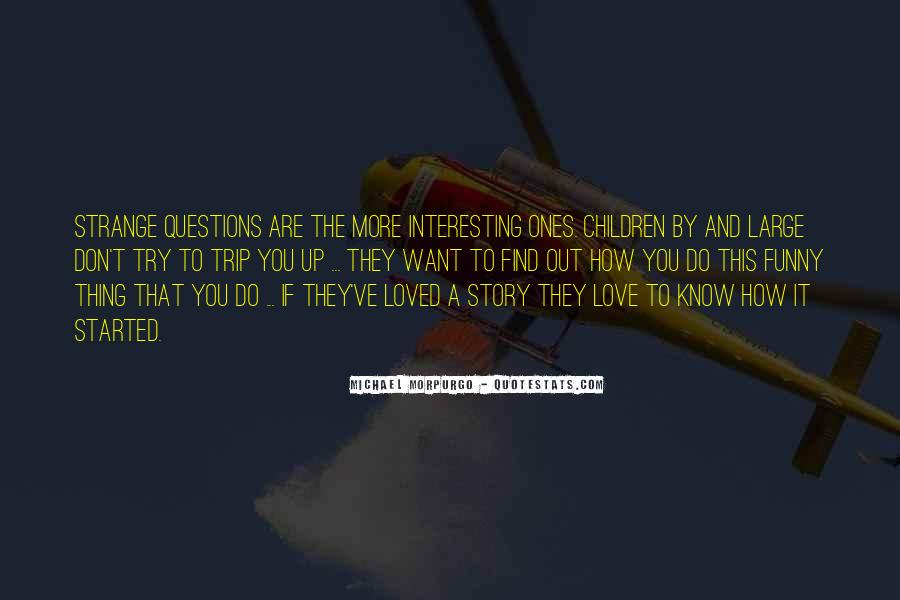 Michael Morpurgo Quotes #1131387
