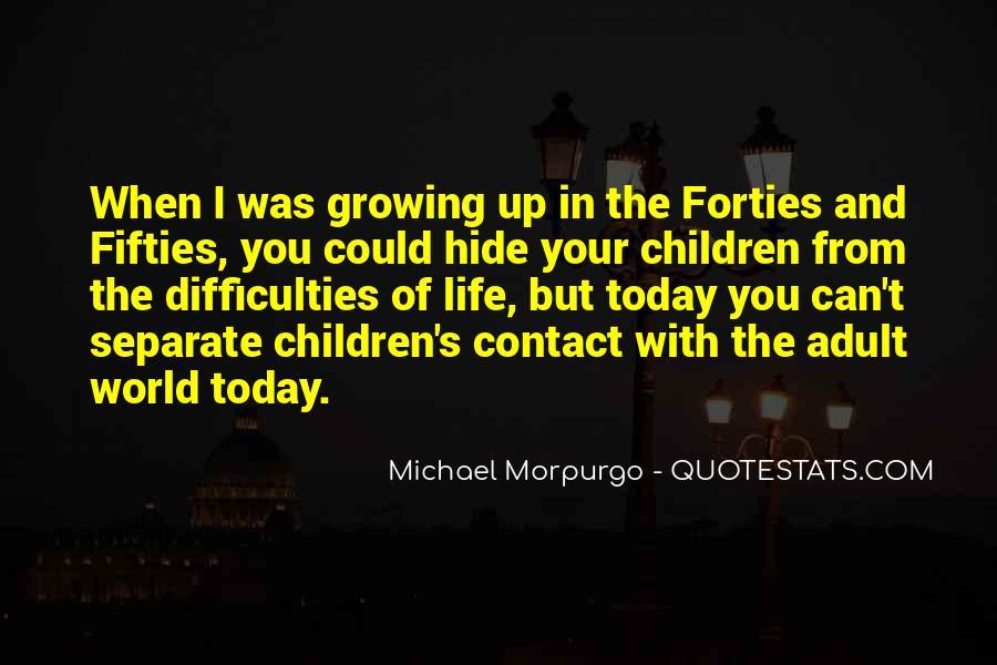 Michael Morpurgo Quotes #1239591