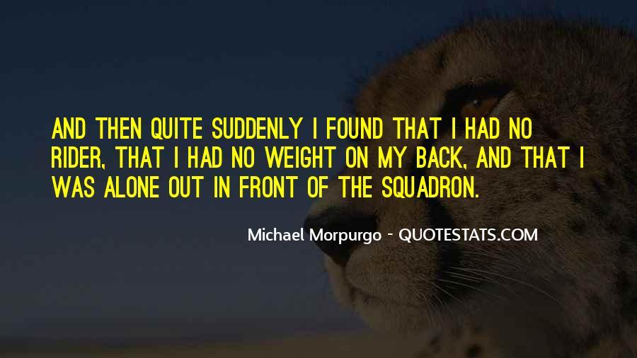 Michael Morpurgo Quotes #1338725