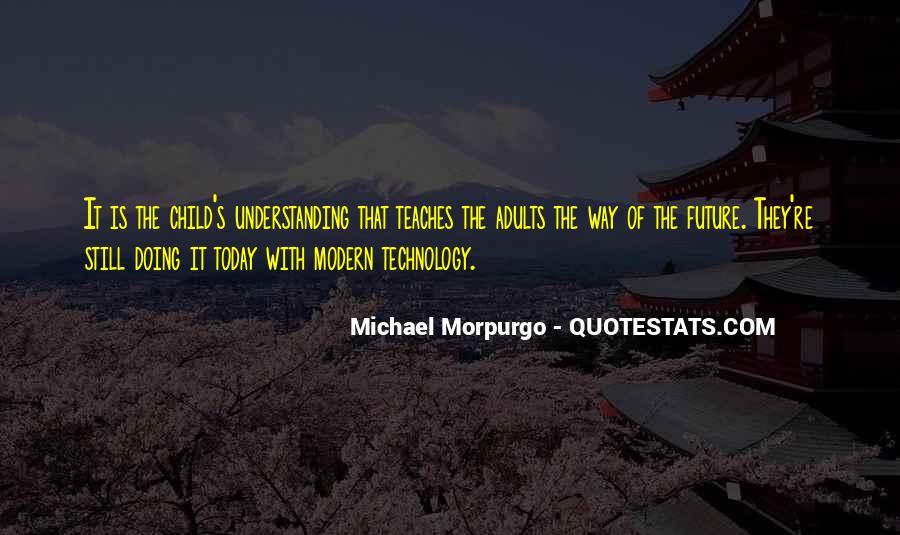 Michael Morpurgo Quotes #1431675