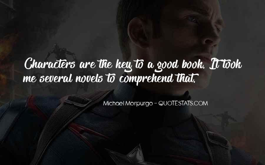 Michael Morpurgo Quotes #1445006