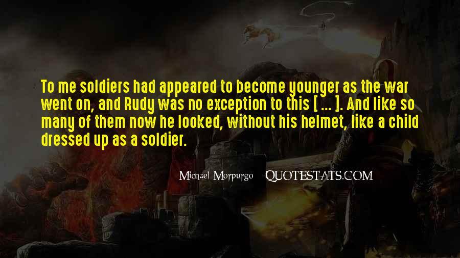 Michael Morpurgo Quotes #1456349
