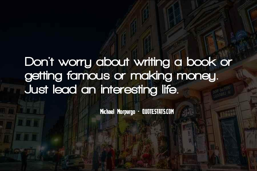 Michael Morpurgo Quotes #1484716