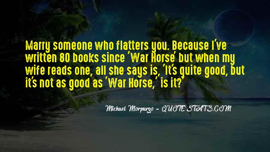 Michael Morpurgo Quotes #1492999