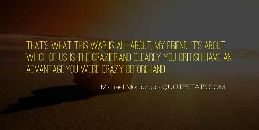 Michael Morpurgo Quotes #1507625