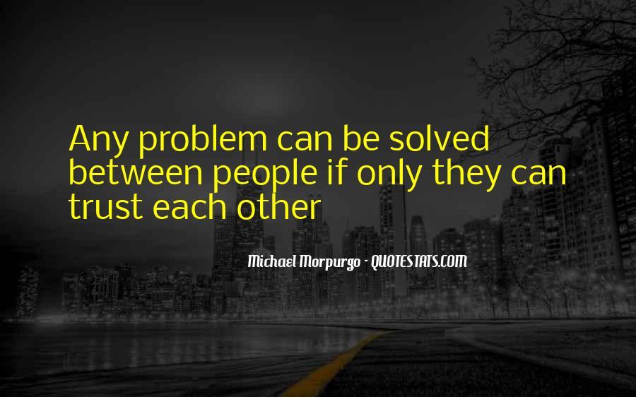 Michael Morpurgo Quotes #1516927