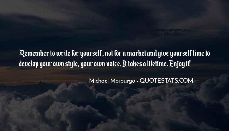 Michael Morpurgo Quotes #1602178