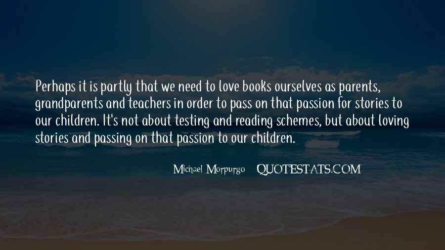 Michael Morpurgo Quotes #1640006