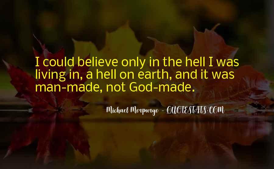Michael Morpurgo Quotes #166813