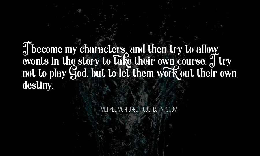 Michael Morpurgo Quotes #167808