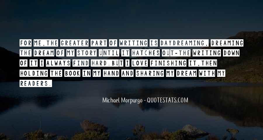 Michael Morpurgo Quotes #1747984