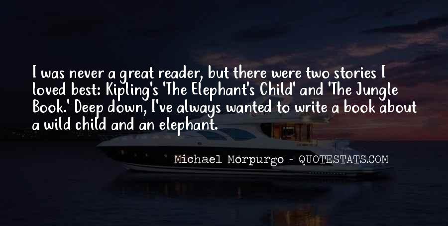 Michael Morpurgo Quotes #1816450