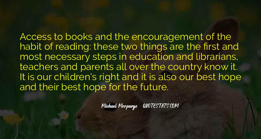 Michael Morpurgo Quotes #1860659