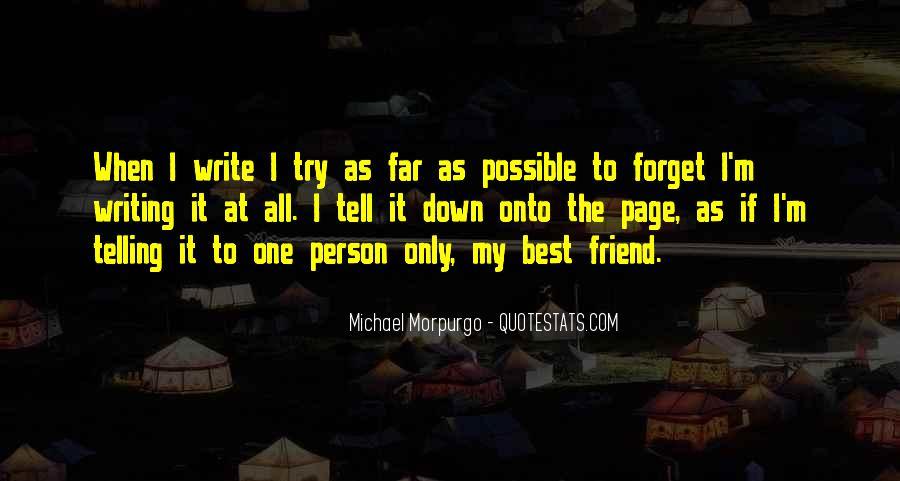 Michael Morpurgo Quotes #205175