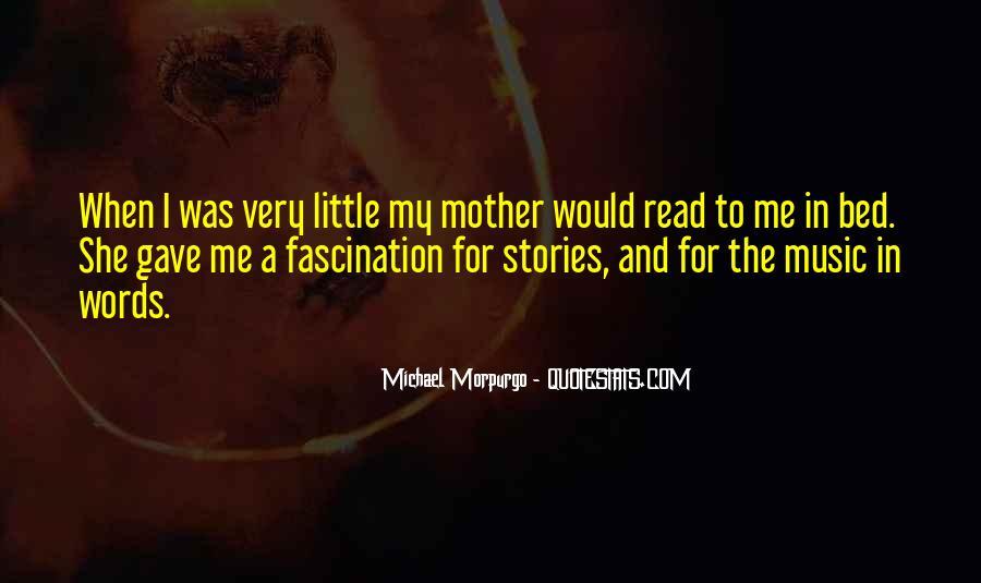 Michael Morpurgo Quotes #331343