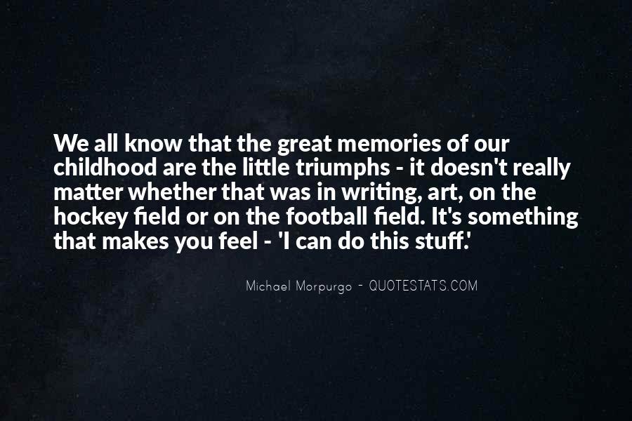 Michael Morpurgo Quotes #367670