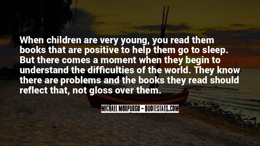 Michael Morpurgo Quotes #623714