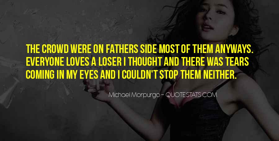 Michael Morpurgo Quotes #645449