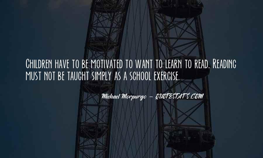 Michael Morpurgo Quotes #664034
