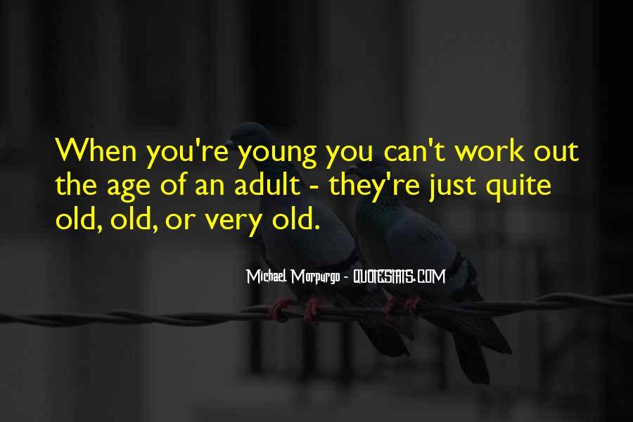 Michael Morpurgo Quotes #71085