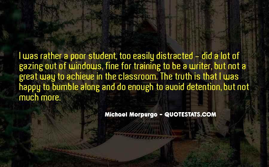 Michael Morpurgo Quotes #71447