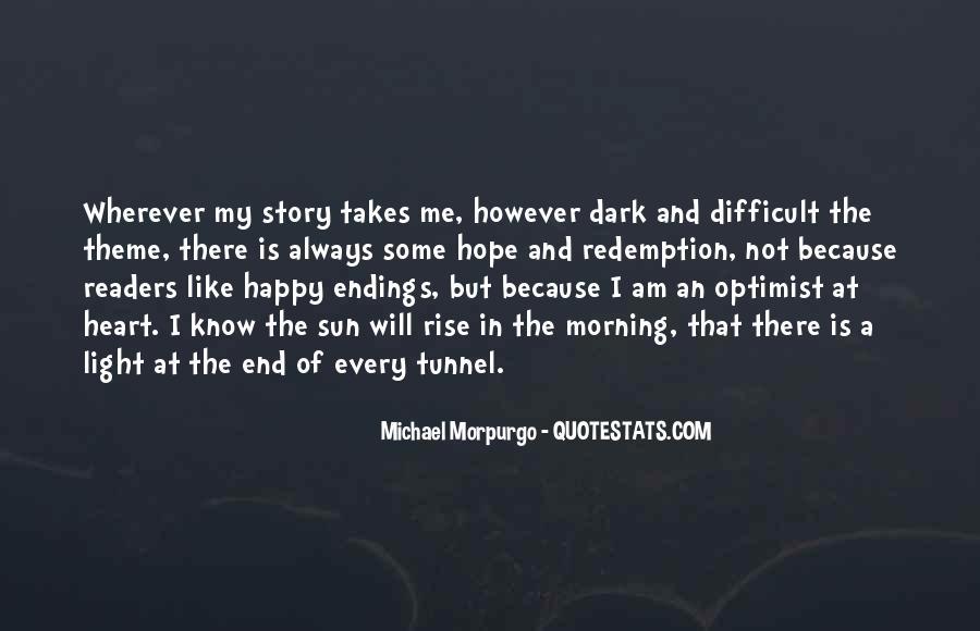 Michael Morpurgo Quotes #742826