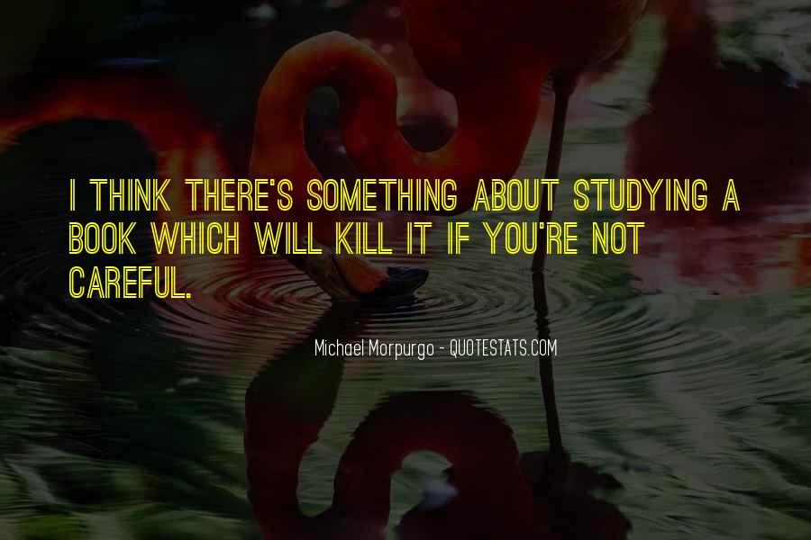 Michael Morpurgo Quotes #827441