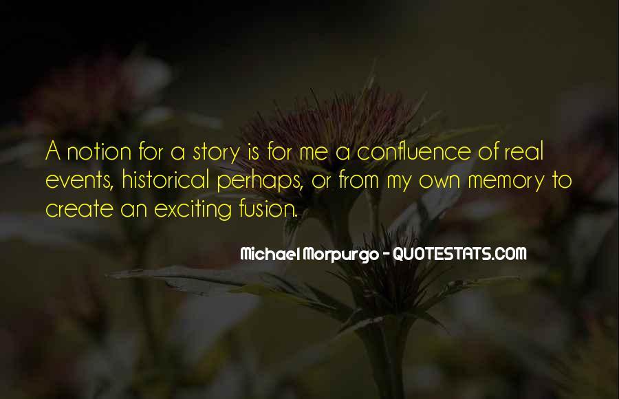 Michael Morpurgo Quotes #841595