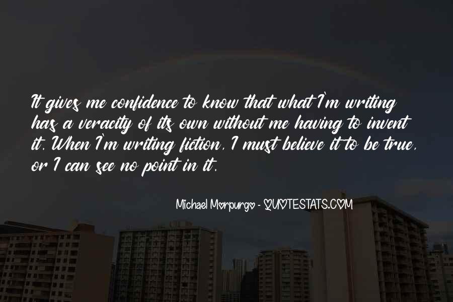 Michael Morpurgo Quotes #999364