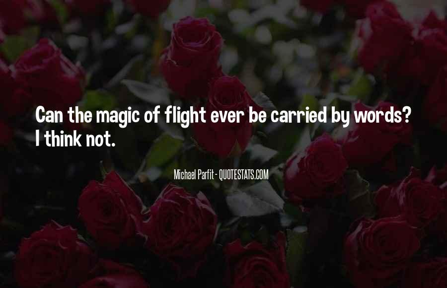 Michael Parfit Quotes #467945