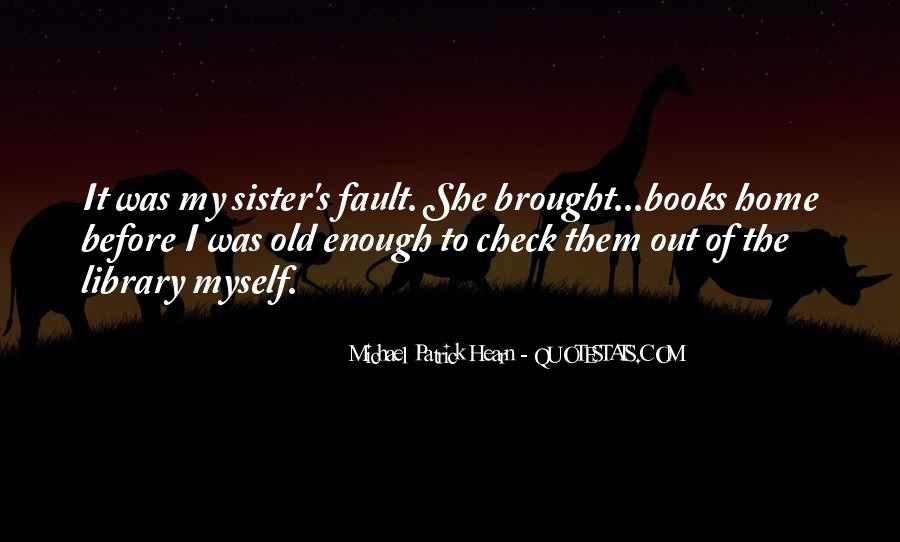 Michael Patrick Hearn Quotes #1660124