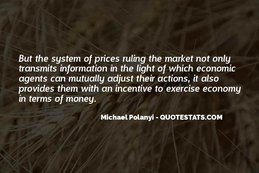 Michael Polanyi Quotes #1588178