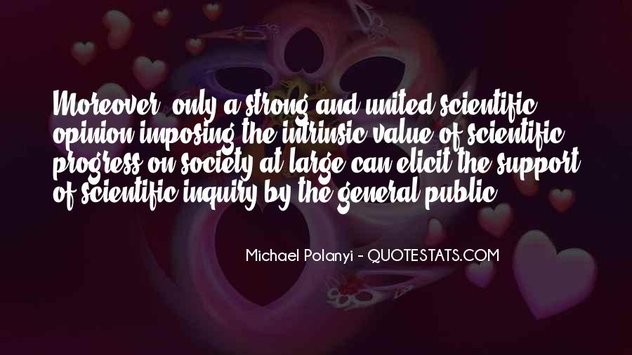 Michael Polanyi Quotes #1811334