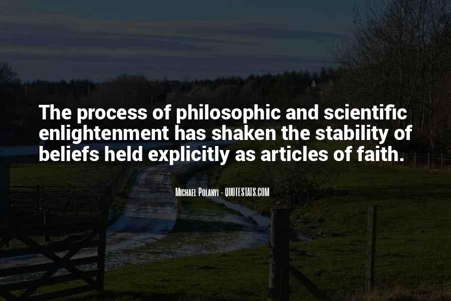 Michael Polanyi Quotes #286048
