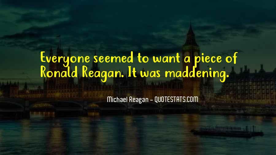 Michael Reagan Quotes #1215347